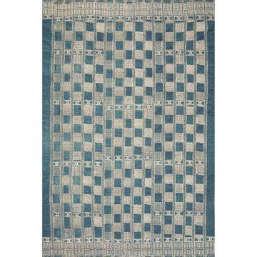 Alexander Home Armanda Modern Checkered Area Rug
